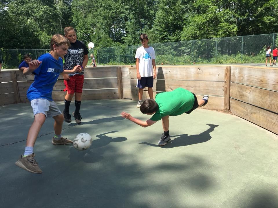 Summer Camp at PVMP