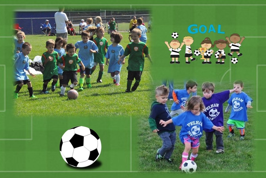 Tot and World Cup Soccer