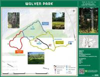 Map of Wolven Park