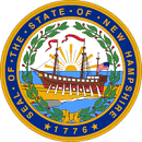 State Seal of New Hampshire